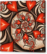 Wild Love 2 Acrylic Print