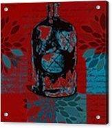 Wild Still Life - 0101a - Red Acrylic Print