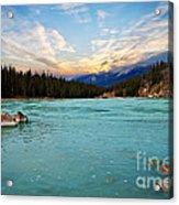Wilderness Lake  Acrylic Print
