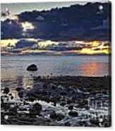 Wilderness Park Sunset Acrylic Print