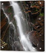 Wilderness Waterfall Dawn Acrylic Print