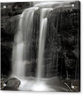 Wilderness Waterfall Acrylic Print