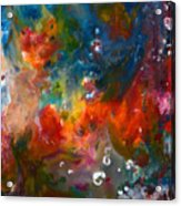 Wildfire II Acrylic Print