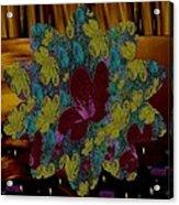Wildflower Into The Wilderness Acrylic Print