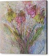 Wildflowers 2 Acrylic Print