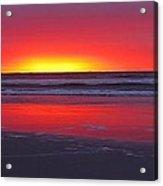 Wildwood Sunrise Dreaming Acrylic Print