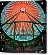 Wildwood's Giant Wheel Acrylic Print