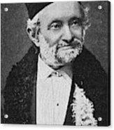 Wilhelm Eduard Weber (1804-1891) Acrylic Print