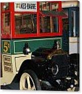 Wilkes Barre Bus   # Acrylic Print