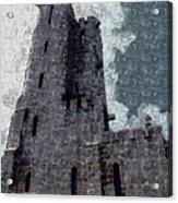Will Rogers Shrine Acrylic Print