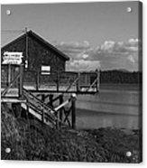 Willapa Bay I C Acrylic Print