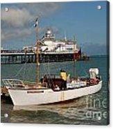 William Allchorn Eastbourne Acrylic Print