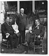 William Howard Taft(1857-1930) Acrylic Print