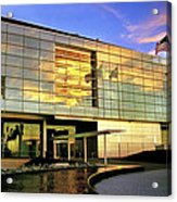 William Jefferson Clinton Presidential Library Acrylic Print