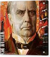 William Mckinley Acrylic Print