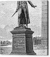 William Prescott (1726-1795) Acrylic Print