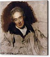 William Wilberforce (1759-1833) Acrylic Print