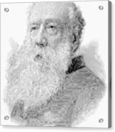 William Wood (1808-1894) Acrylic Print