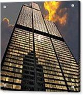 Willis Sears Tower Acrylic Print