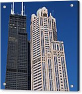 Willis Tower Chicago Acrylic Print