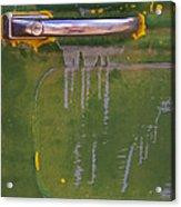 Willy's Door   #1007 Acrylic Print