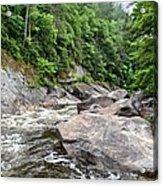 Wilson Creek Acrylic Print by Bob Jackson
