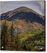 Wilson Peak Colorado Acrylic Print