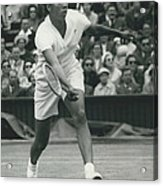 Wimbledon Championships - Second Day..., Althea Gibson In Acrylic Print