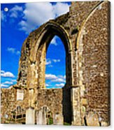 Winchelsea Church Acrylic Print