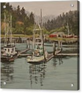Winchester Bay Acrylic Print