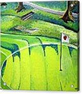 Winchester Country Club II Acrylic Print