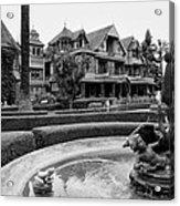 Winchester House - San Jose California Acrylic Print