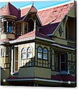 Winchester Mystery House 2 Acrylic Print