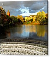 Winchester Public Library Acrylic Print
