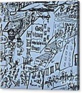 Wind Of Change 2014. Poezja I Sztuka Jest Wspolnym Jezykiem Swiata  Acrylic Print