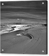 Wind Swept Bxw 2 11/24 Acrylic Print