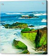 Windansea Beach 4 Acrylic Print