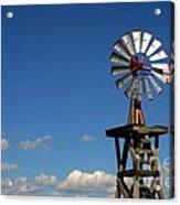 Windmill-5749b Acrylic Print