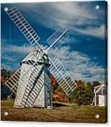Windmill Number 1 Acrylic Print