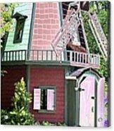 Windmill - Photopower 1554 Acrylic Print