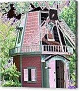 Windmill - Photopower 1556 Acrylic Print