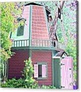 Windmill - Photopower 1557 Acrylic Print