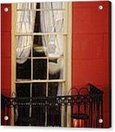 Window Access Acrylic Print