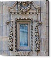 Window Across The Street Acrylic Print