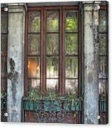 Window In The Quarter Acrylic Print