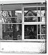 Window In Window Acrylic Print