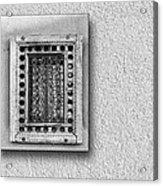 Window Of Little Light Acrylic Print