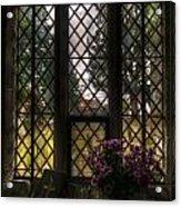 Window To God Acrylic Print