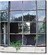 Window To Other Dimensions  Acrylic Print by Robert Stagemyer