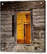 Window To The Soul II  Acrylic Print
